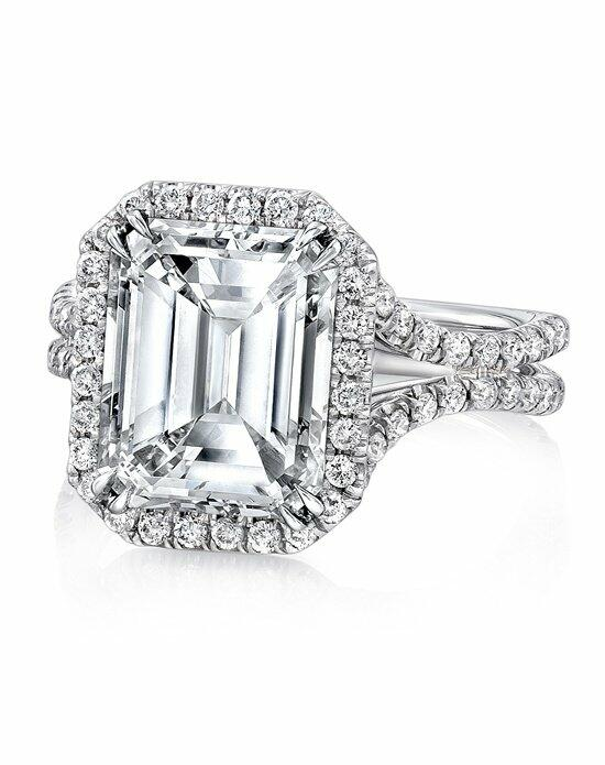 Uneek Fine Jewelry LVS945 Engagement Ring photo