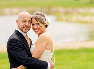 The Bride Jennifer (Jen) Ford, 29, an administrative assistant The Groom Phillip (Phil) Grunfeld, 29, owner of Modern Silicone Technologies The Date M