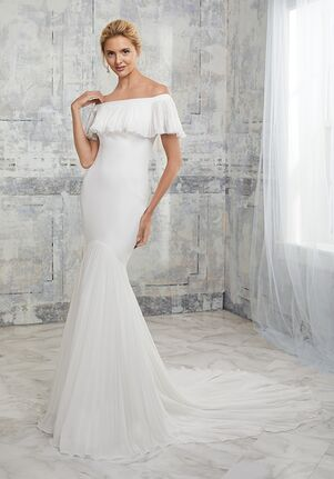 Adrianna Papell Platinum 31140 Wedding Dress