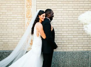 It didn't take long after getting engaged for Jennifer Kent (25 and a human resources consultant) and Kojo Enu (30 and a construction management proje