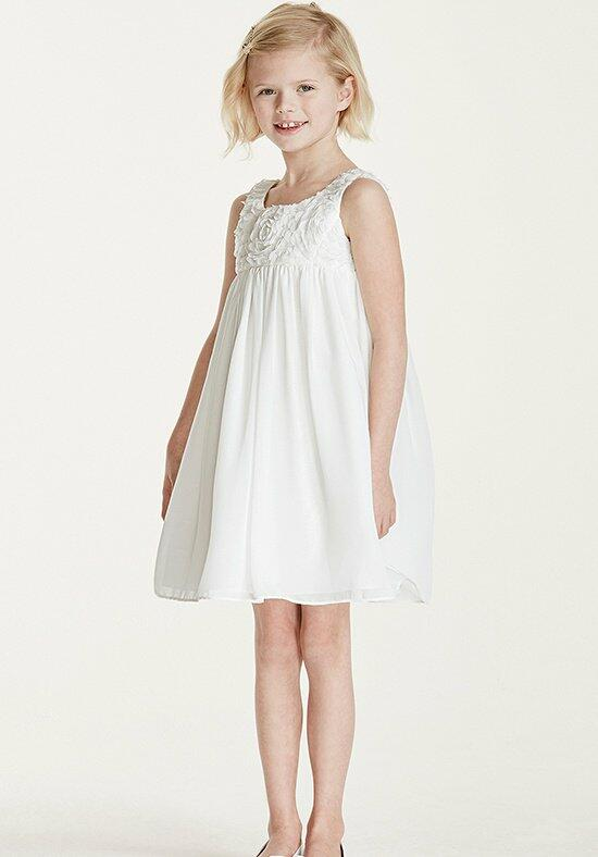 David's Bridal Juniors OP219 Flower Girl Dress photo