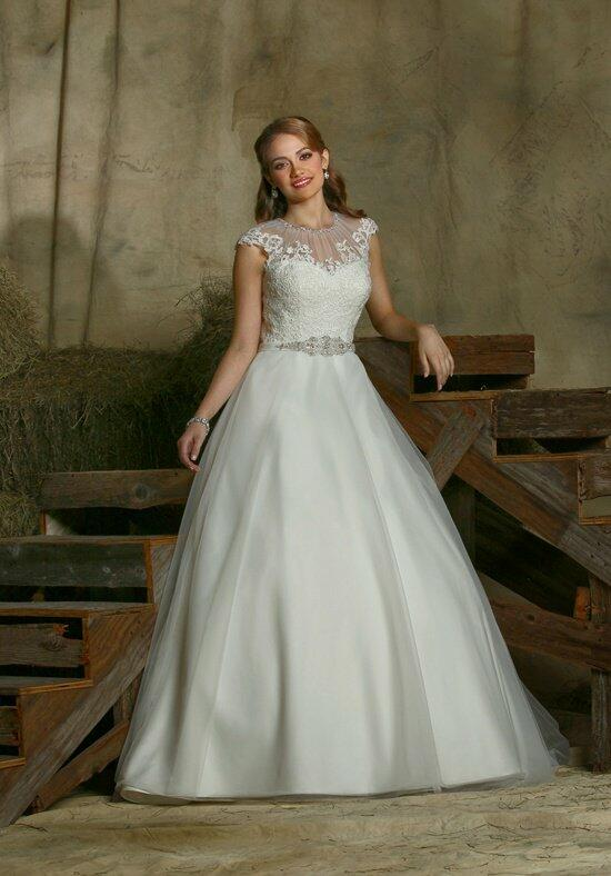 DaVinci Bridal 50326 Wedding Dress photo