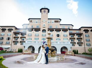 Chauncey Caldwell (29 and a resident physician) and George Florin Barbulescu (29 and a digital sales executive) met in 2007 and got engaged during a t