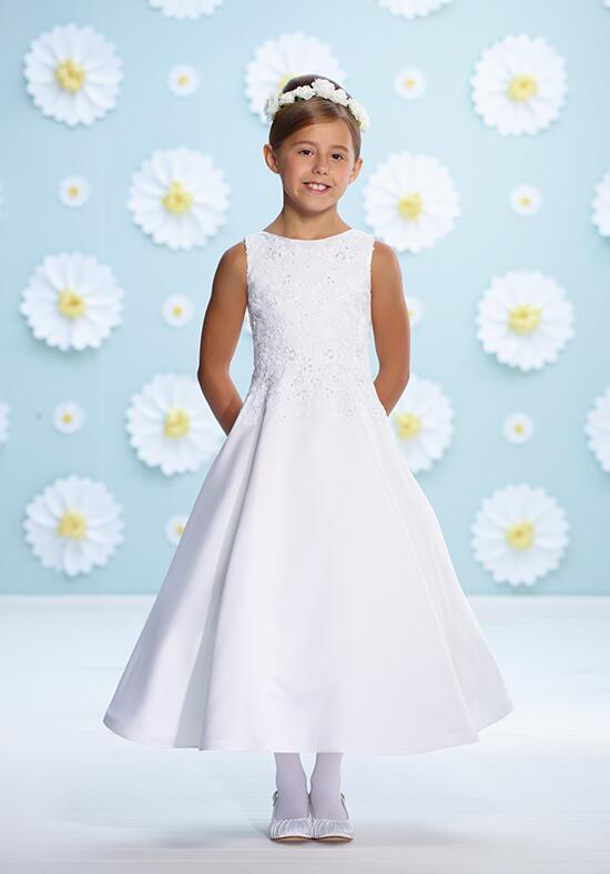 Joan Calabrese by Mon Cheri 116384 Flower Girl Dress photo