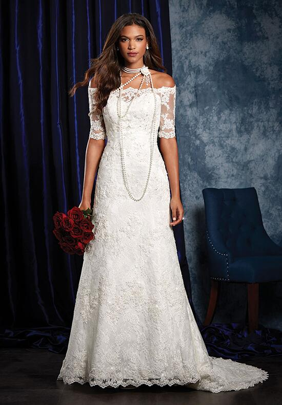 Sapphire by Alfred Angelo 973 Wedding Dress photo
