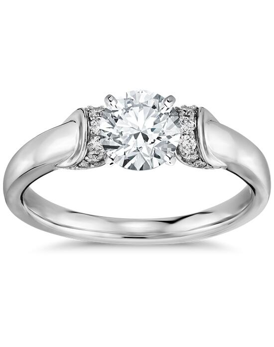 Truly Zac Posen Ribbon Diamond Engagement Ring  (1/10 ct. tw.) Engagement Ring photo