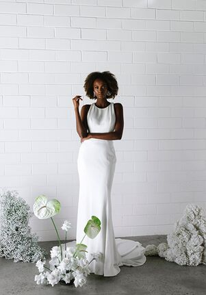 Essense of Australia D3160 A-Line Wedding Dress