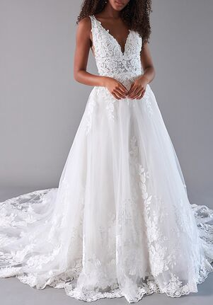 Louvienne Macayla A-Line Wedding Dress