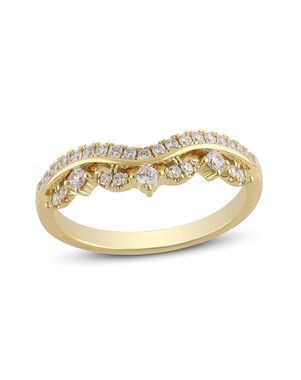 Now & Forever 533518407 Gold Wedding Ring
