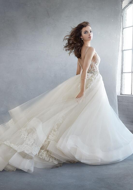 Lazaro 3607 Wedding Dress photo