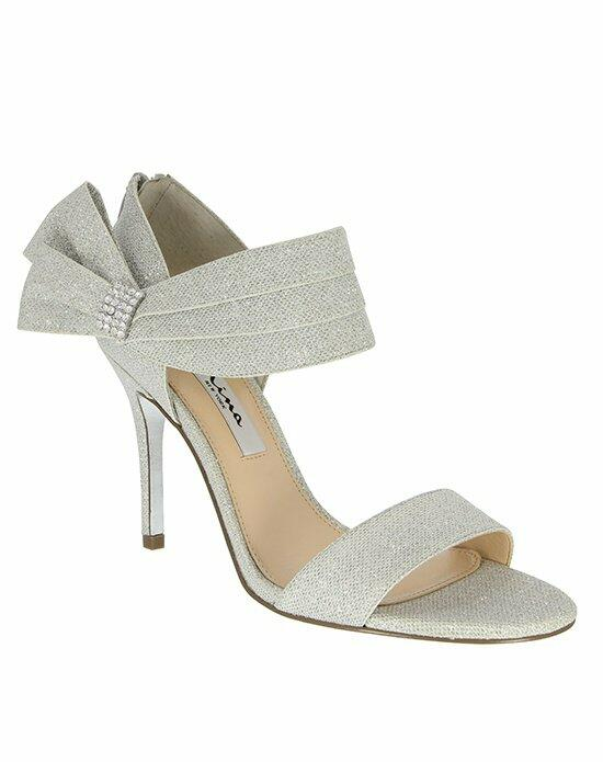 Nina Bridal COSMOS_SILVER BLISS Wedding Shoes photo
