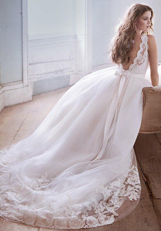 Jim Hjelm 8315 Wedding Dress photo