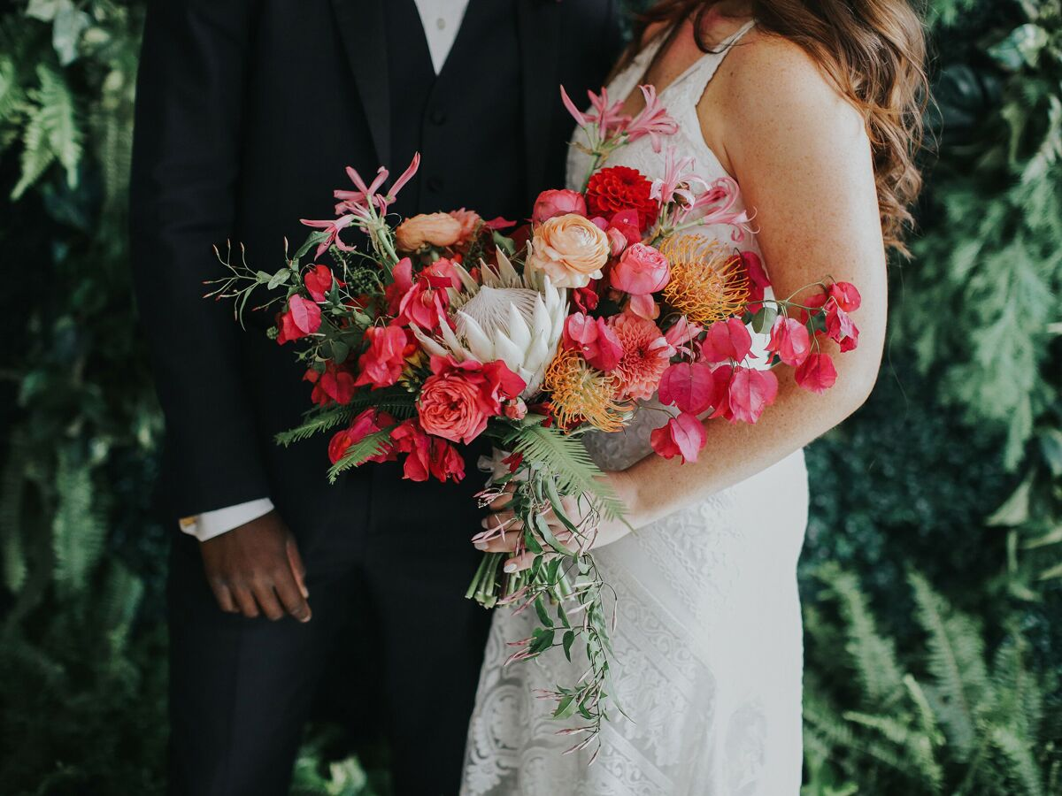 The Most Popular Wedding Colors This Year A List