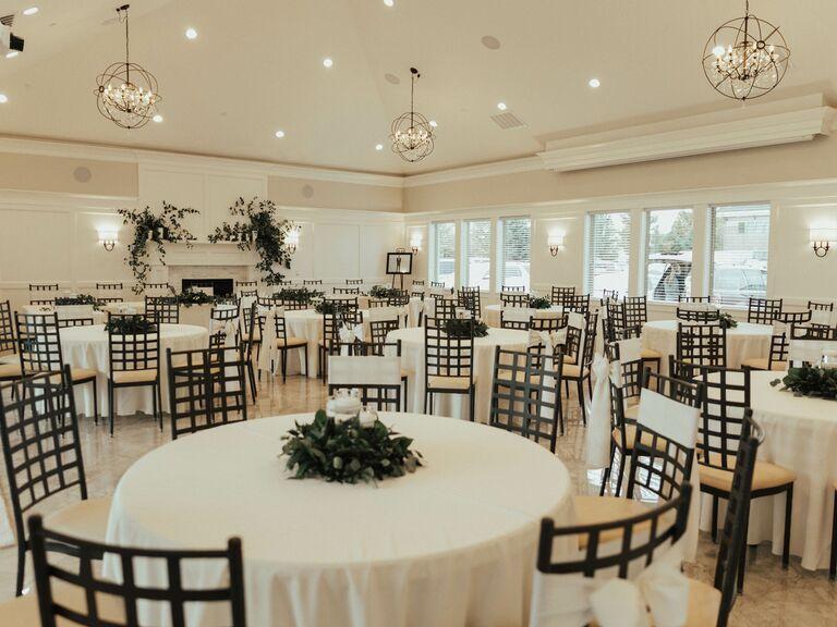 Wedding venue in Springville, Utah.