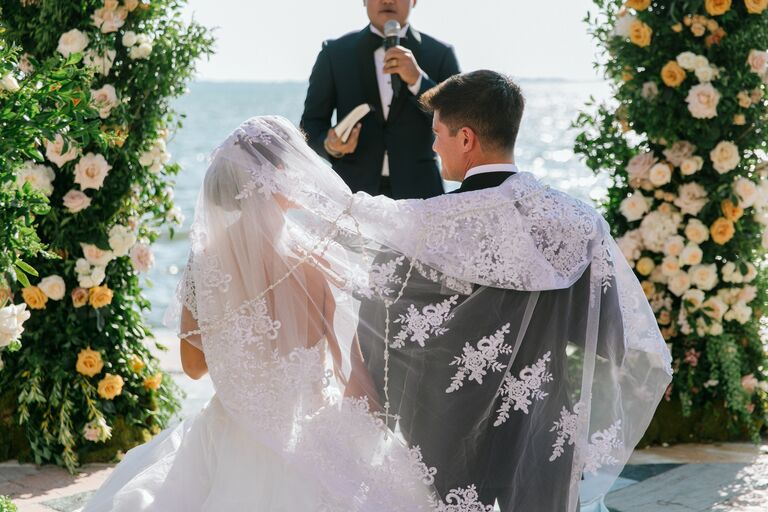 caila quinn and nick veil and cord ceremony traditions