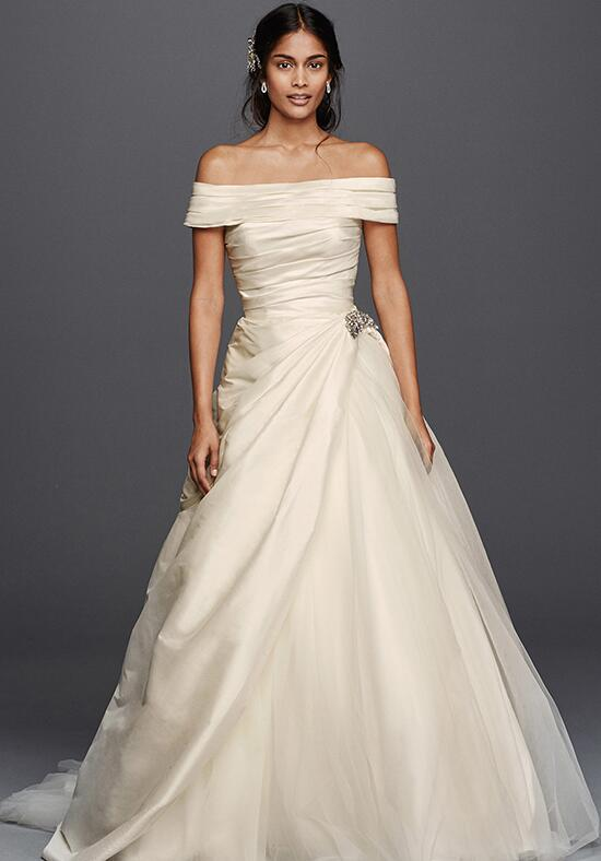 David's Bridal Jewel Style WG3796 Wedding Dress photo
