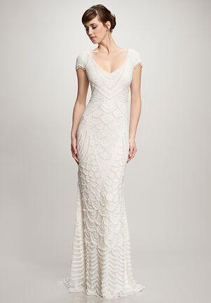 THEIA 890179 Sheath Wedding Dress