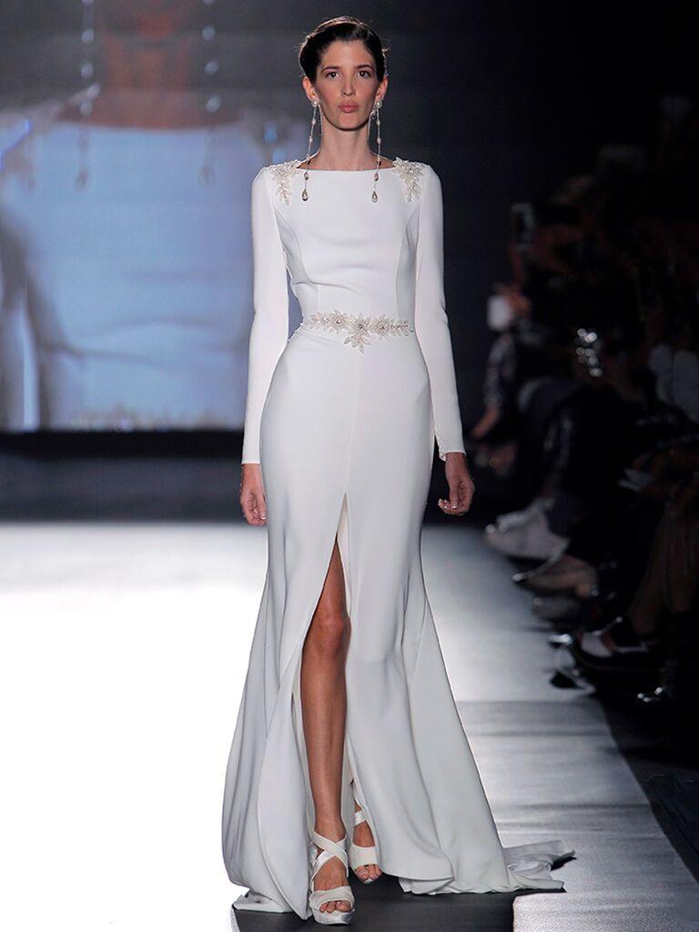 Rosa Clará wedding dress