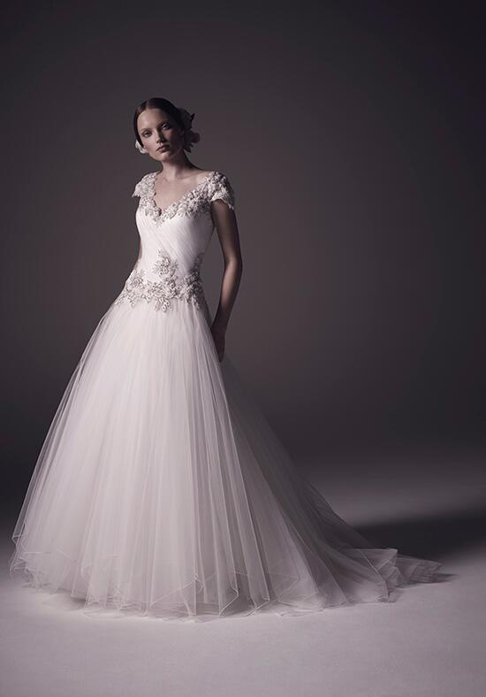 Amaré Couture by Crystal Richard C104 Adriana Wedding Dress photo