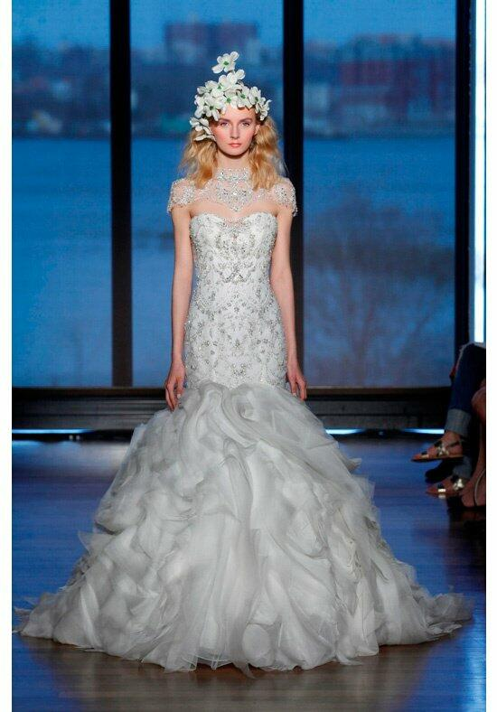 Ines Di Santo Magda Wedding Dress photo