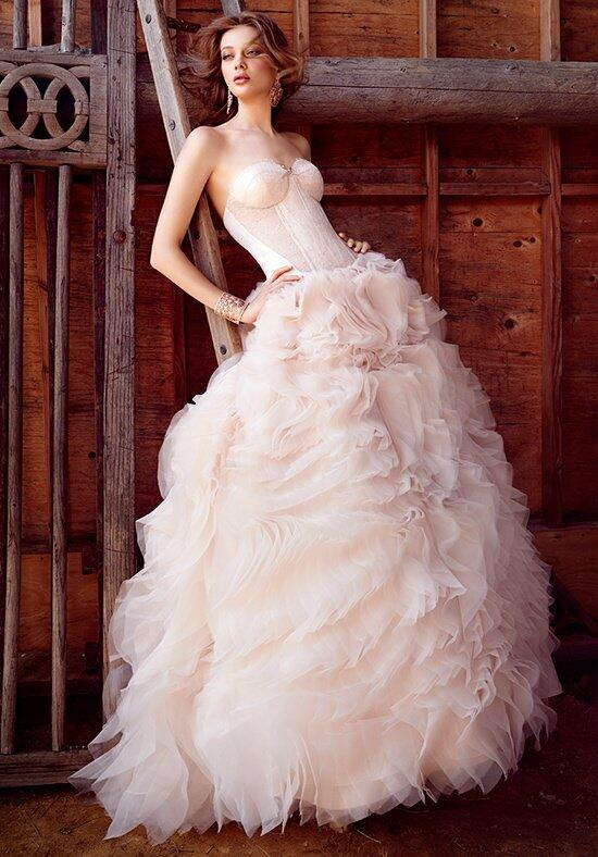 Lazaro 3550 Wedding Dress photo