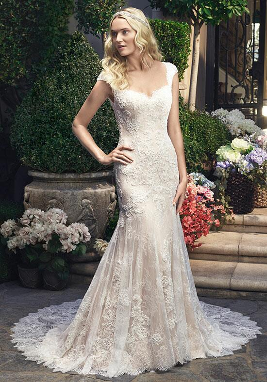 Casablanca Bridal 2215 Wedding Dress photo
