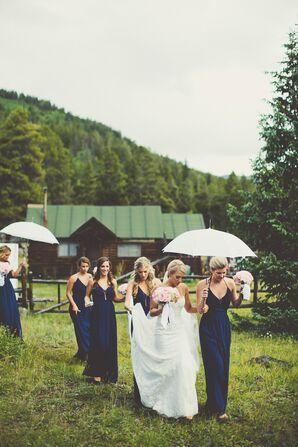 Pnina Tornai Sheath Wedding Dress