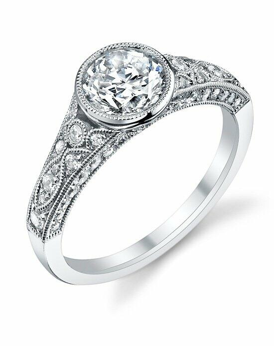 Sylvie Collection S1132 Engagement Ring photo
