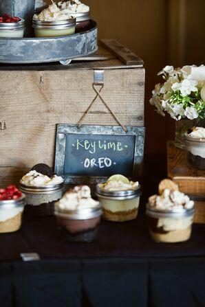 Mason Jar Mini Pies