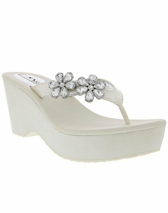 Nina Bridal Baleri Wedding Shoes photo