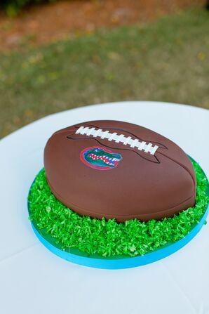 University of Florida-Inspired Groom's Cake