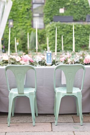 The Bride and Groom's Table