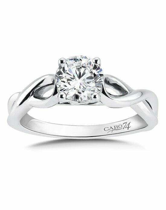 Caro 74 CR739W Engagement Ring photo