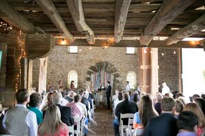 Historic Taylor Barn Rustic Ceremony Wedding Venue