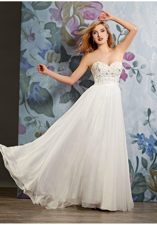 1 Wedding by Mary's Bridal 2596 Wedding Dress photo