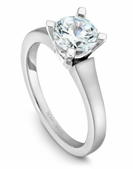 Noam Carver B006-03WS-100A Engagement Ring photo