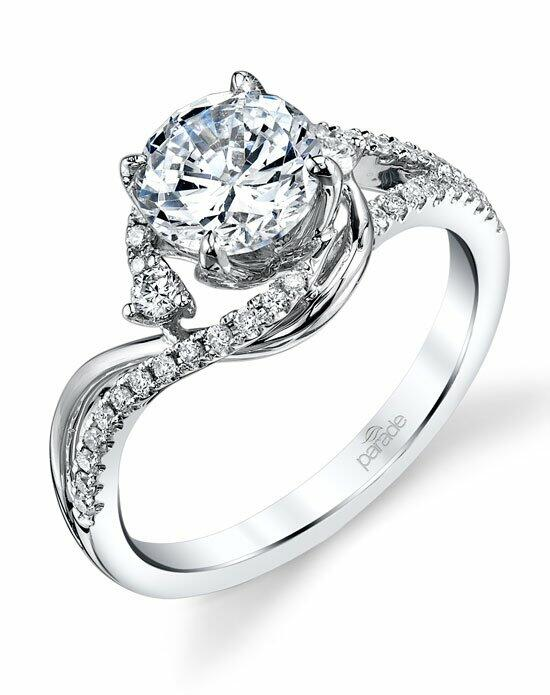 Parade Design Style R3525 from the Hemera Collection Engagement Ring photo