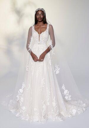 Justin Alexander Signature Gelsey A-Line Wedding Dress