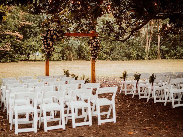 Wedding venue in Virginia Beach, Virginia.
