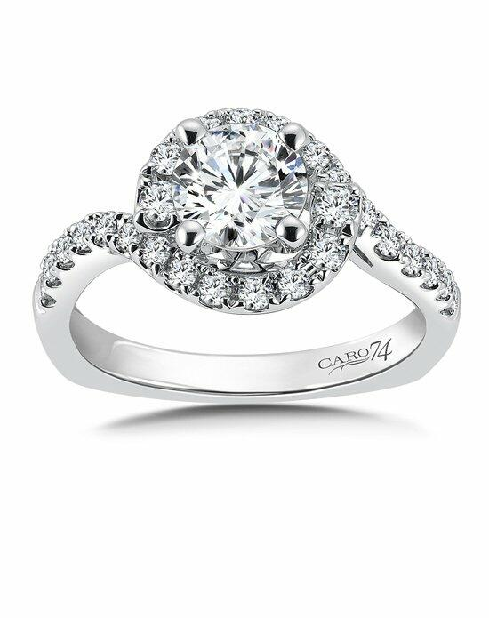 Caro 74 CR740W Engagement Ring photo