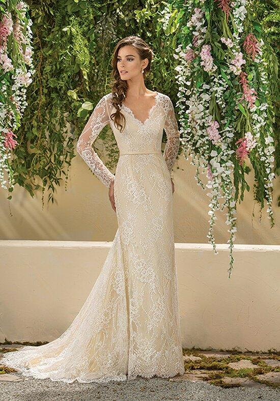 Jasmine Collection F181004 Wedding Dress photo