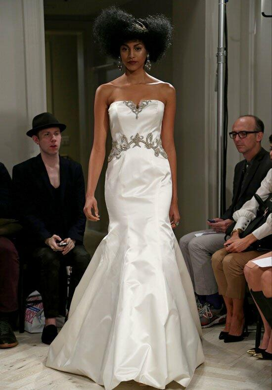 Badgley Mischka Bride Bette Wedding Dress photo