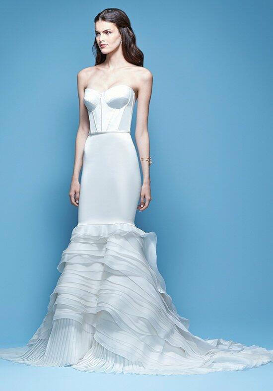 Carolina Herrera JORDANA Wedding Dress photo