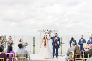 South Indian Wedding Ceremony at Lodge at the Rock in Milwaukee, Wisconsin