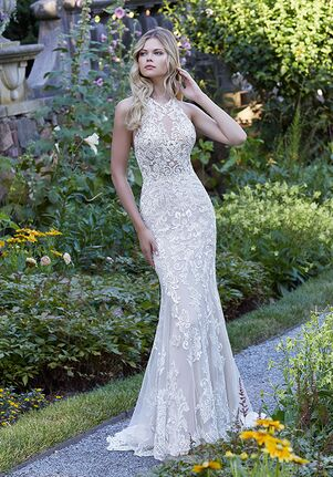 Morilee by Madeline Gardner Pia Sheath Wedding Dress