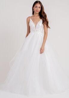 Jenny by Jenny Yoo Natalie Ball Gown Wedding Dress