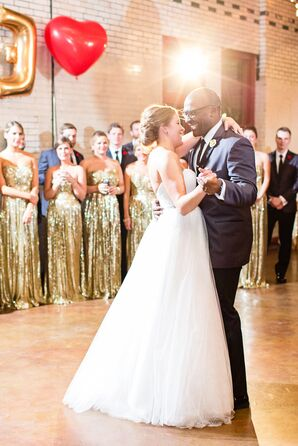 Mallory and Elliotte's First Dance