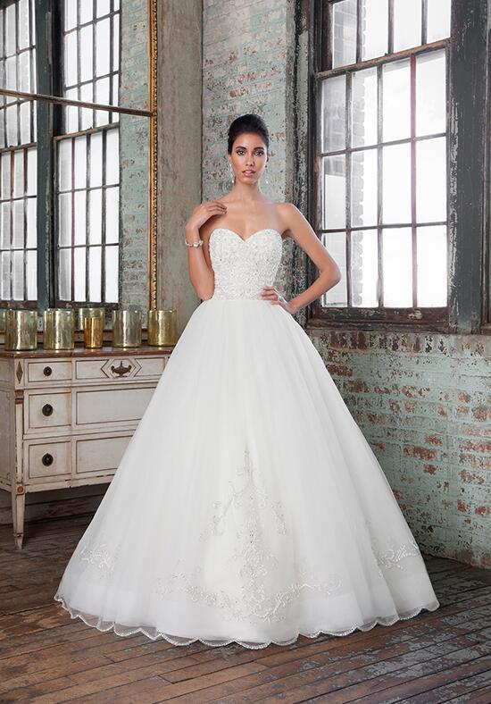 Justin Alexander Signature 9811 Wedding Dress photo