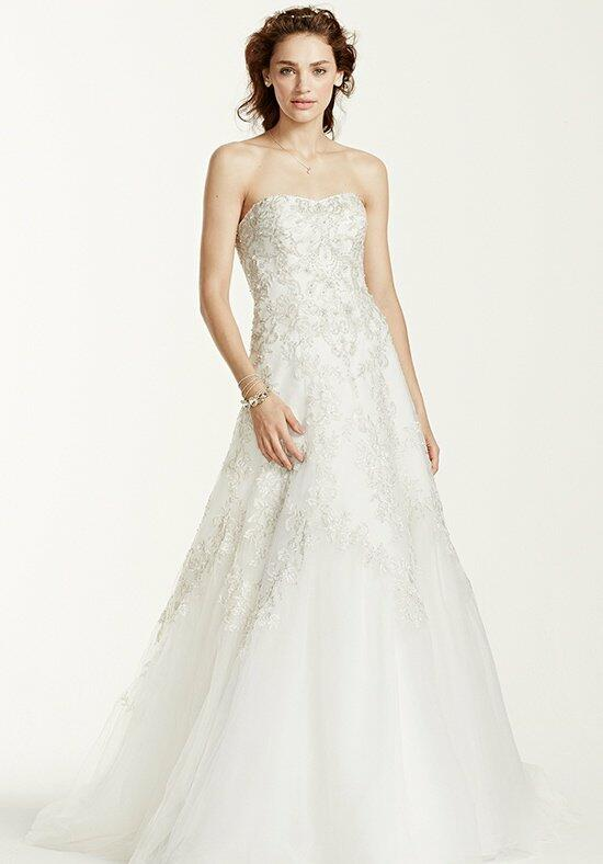 David's Bridal Jewel Style WG3729 Wedding Dress photo