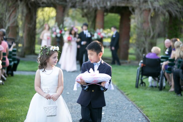 Flower Girl and Ring Bearer Processional